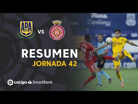 Alcorcón Girona Goals And Highlights