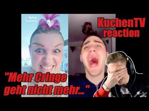 KuchenTV reagiert auf 'German Tik Tok Cringe XL-Special' 😂