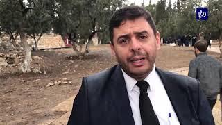 للمرةِ الأولى منذ ستةَ عشرَ عاما، الفلسطينيون يفتحون باب َمُصلى الرحمةِ في المسجد الأقصى