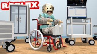 BREAKING ALL MY BONES IN ROBLOX