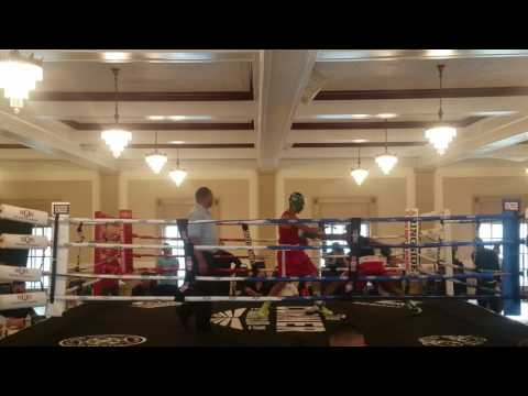 Masai Rasheed vs. Sergio Lopez round 1 Jun. 24 2017