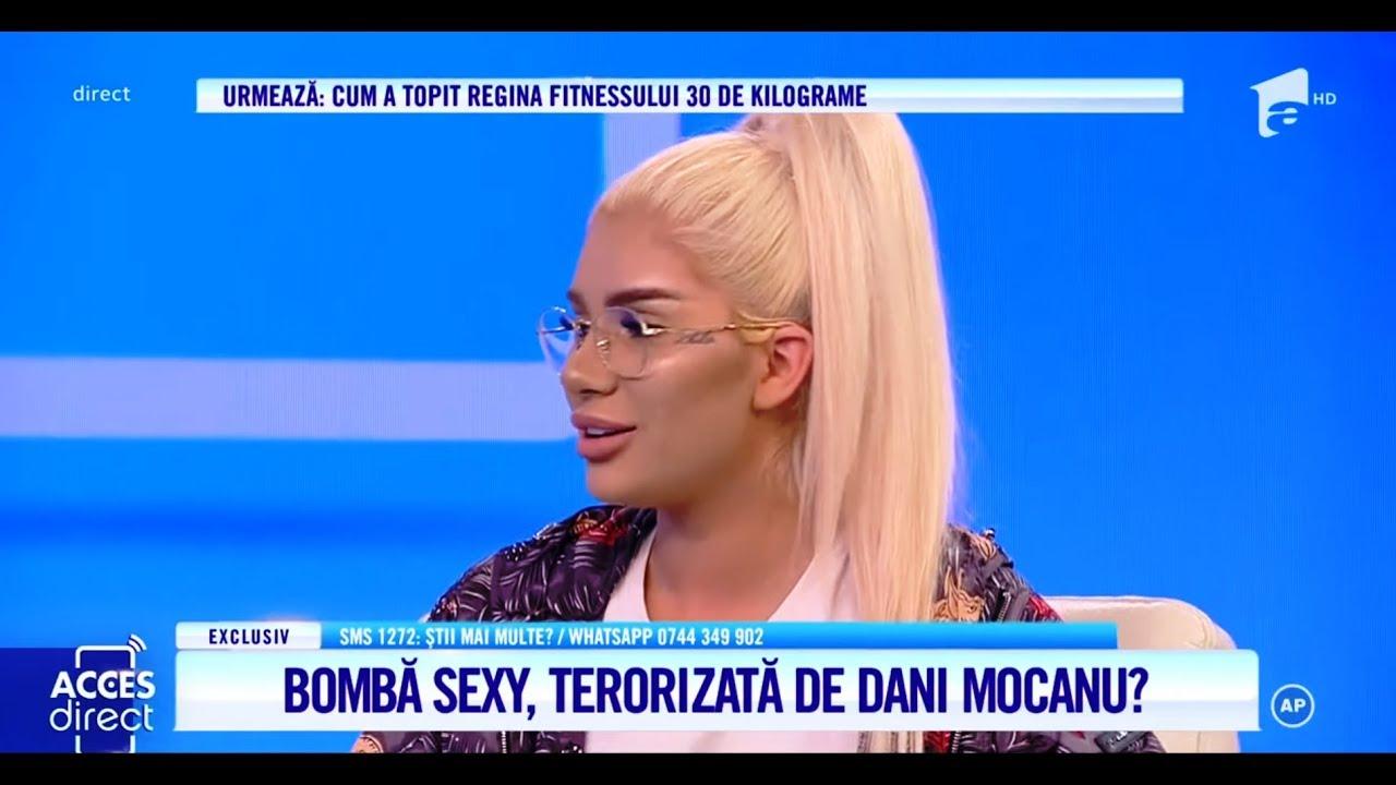 Dani Mocanu, bombardat cu acuzaţii şocante! Bianca: Mi-a propus să mă prostituez pentru el