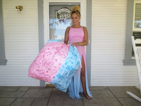 what to wear for gender reveal party