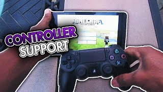 ⚡ How To Connect Your PS4 Controller to Your Tablet/Phone [No Root] (Android)