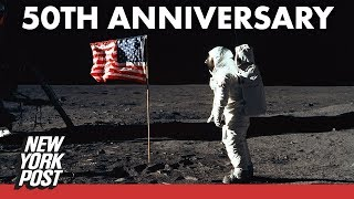 Relive the first moon landing as Apollo 11 turns 50 | New York Post