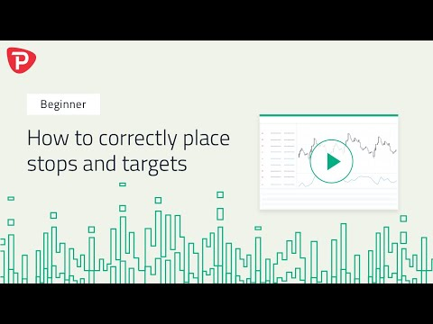 FX training: How to correctly place stops and targets