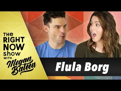 Family Feud ft. Flula Borg | The Right Now Show