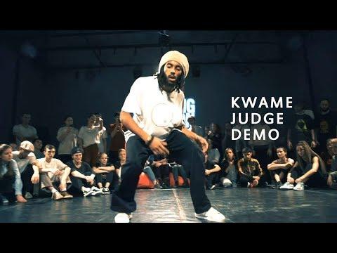 Kwame - Judge Demo - long version | JACKING SESSION 2017
