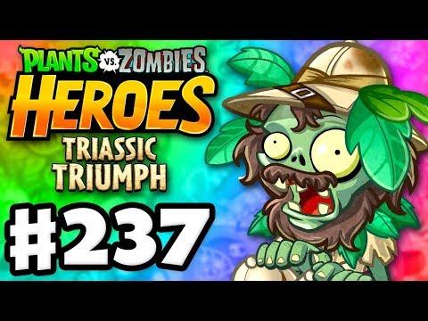 Headhunter Legendary! - Plants vs. Zombies: Heroes - Gameplay Walkthrough Part 237