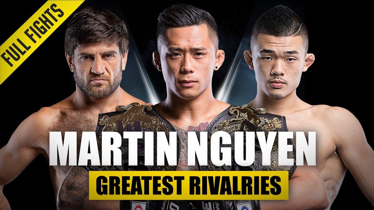 Martin Nguyen vs. Marat Gafurov & Christian Lee | ONE Championship's Greatest Rivalries