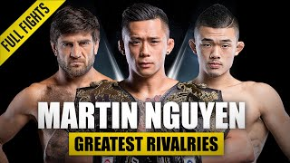 Martin Nguyen vs. Marat Gafurov & Christian Lee | ONE Championship's Greatest Rivalries