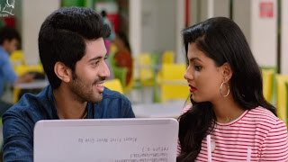 Anisha lost her phone Viswanth helps her to find phone || Vismayam Malayalam Movie ||
