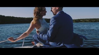 Milena & Adam | Miłość, Emocje i Mazurskie Jeziora  | Teledysk Ślubny z duszą  | Kadra Studio