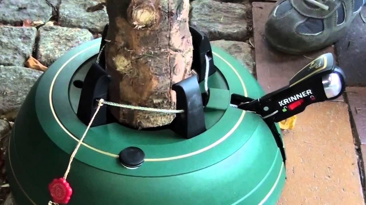 Bedienungsanleitung Test Fur Krinner Comfort L Youtube