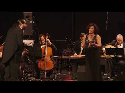 National Arab Orchestra - Arab Women in Music - Ana Albi Dal
