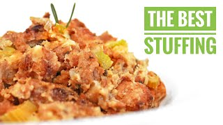 How To Start Being Vegan In The Kitchen With MsVegan | The Best Stuffing