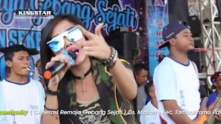 Video Pacar Sak Njiplak Charisa Revanol New King Star Gereg's Community Tahun Baru 2018 download MP3, 3GP, MP4, WEBM, AVI, FLV Oktober 2018
