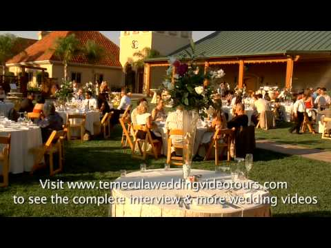 South Coast Winery Temecula Wedding