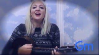 Day 11.  Blue Christmas - Ukulele Cover with Chords