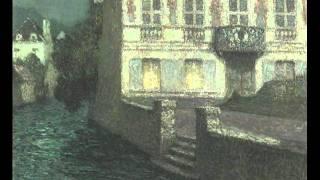 """Guido Agosti plays Debussy  """"La terrasse des audiences au clair de lune"""""""