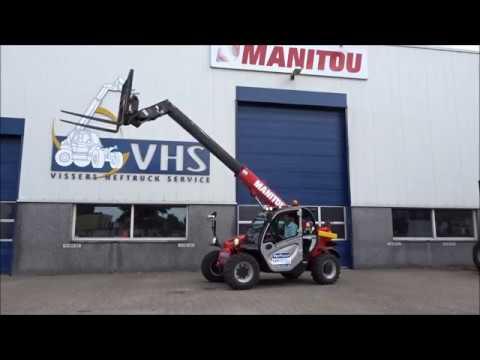 Manitou MT 625 Easy Comfort uitvoering www vhsbladel nl