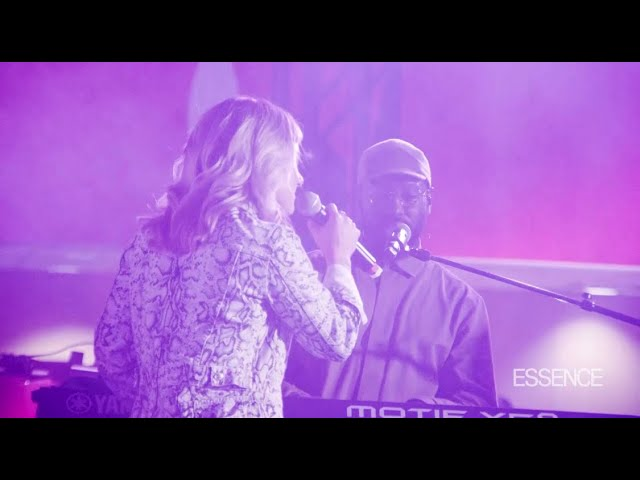 PJ Morton & JoJo | Say So |  LIVE @ Essence Festival