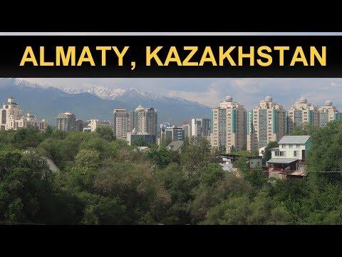 A Tourist's Guide to Almaty, Kazakhstan 2019