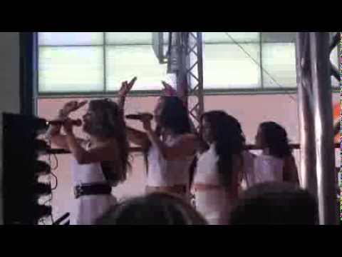 Fifth Harmony - Boss [Perform on The Today Show 7-11-14]