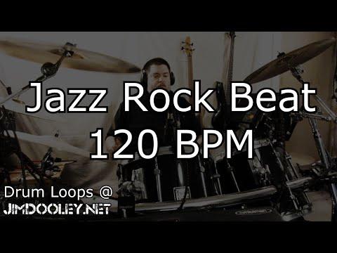 [20 Minute Beat] Jazz Rock 120 BPM - Variation 1