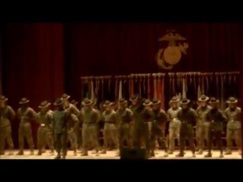 Visit San Diego Graduation Boot Camp  USMC 2013