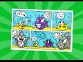 איך לצייר קומיקס - קומיקס במצולות