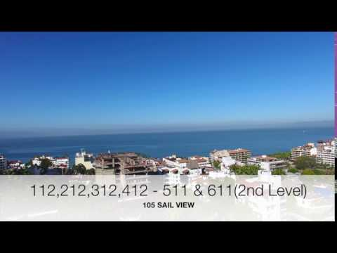 105 Sail View - 112, 212, 312, 412 - 511 (2nd Level) & 611 (2nd Level) VIEW