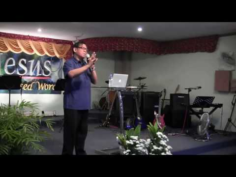 BLESSED TO BE A BLESSING by Dr Tony Mendoza