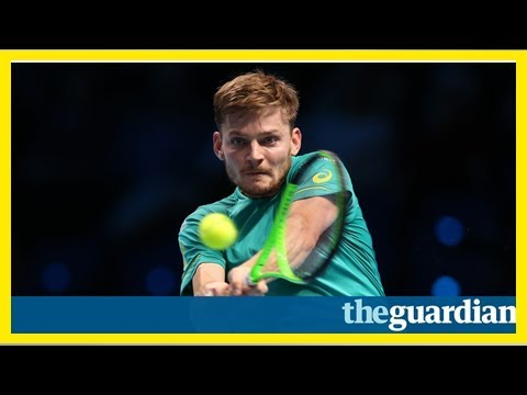 David goffin sets up an atp finals clash with his tennis idol roger federer 2017