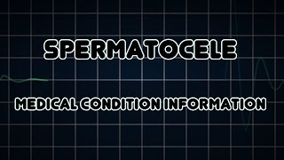 Spermatocele (Medical Condition)