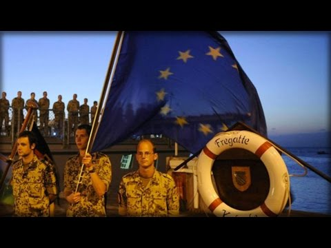 EUROPE CLAIMS IT'S BROKE, UNABLE TO FUND EUROPEAN ARMY