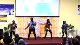 Crossing over by Redemption performed by OGs dancers JICC