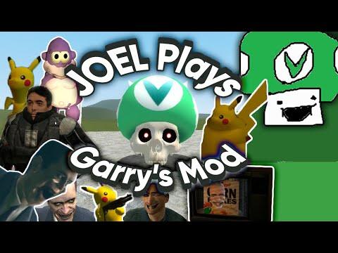 [Vinesauce] Joel - Garry's Mod