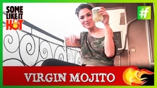 #fame Food -​​ How To Make Cool And Refreshing Virgin Mojito
