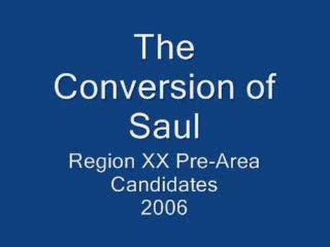 *Fast* The Conversion of Saul