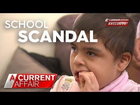 Shocking school allegations | A Current Affair