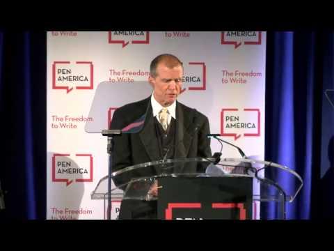 2017 PEN America Literary Gala: Publisher Honoree John Sargent, Macmillan