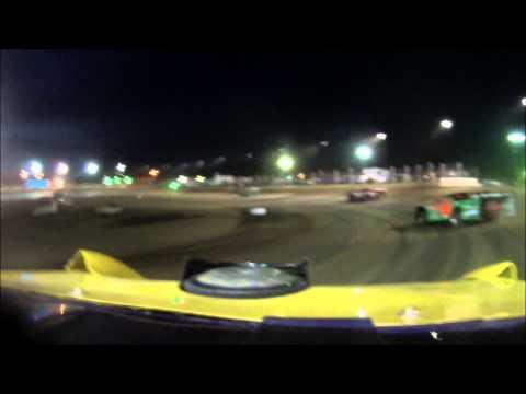 Robbie Bauman Jr | Peoria Speedway 05.02.2015 Feature
