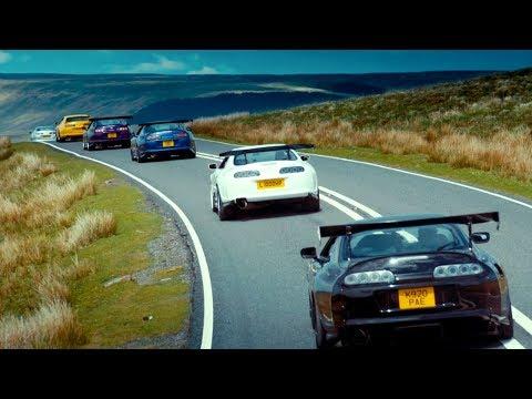 A80 Toyota Supra: The Supercar Killer | Top Gear: Series 27