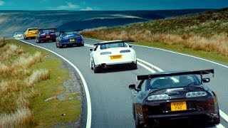 A80 Toyota Supra: The Supercar Killer | Top Gear: Series 27