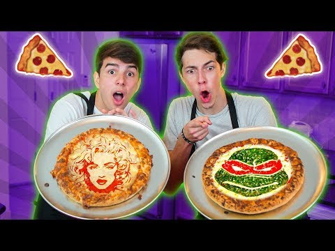 ARTE NA PIZZA!  ‹ NeagleChef ›