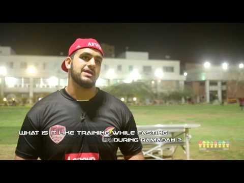 Q&A: Palestinian-American NFL Player Oday Aboushi