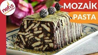 DÜNYANIN EN KOLAY VE EN LEZZETLİ 😍 Mozaik Pasta Tarifi