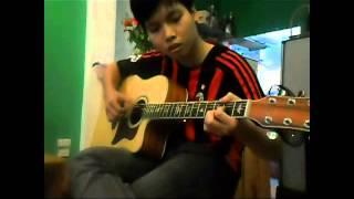 Someone Like You - Guitar solo