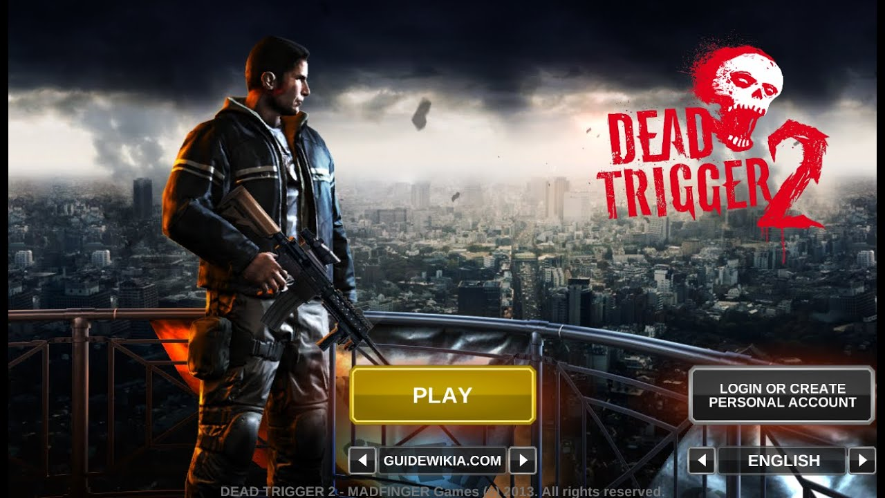 Dead trigger 2 piece of cake youtube malvernweather Choice Image